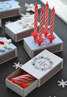 Basteln Weihnachten - Was lässt sich alles für Weihachten selber machen? #kleinigkeitenweihnachten
