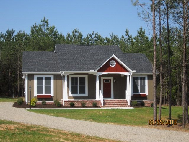 Color Scheme Ranch Style Homes Ranch House Plans House Exterior