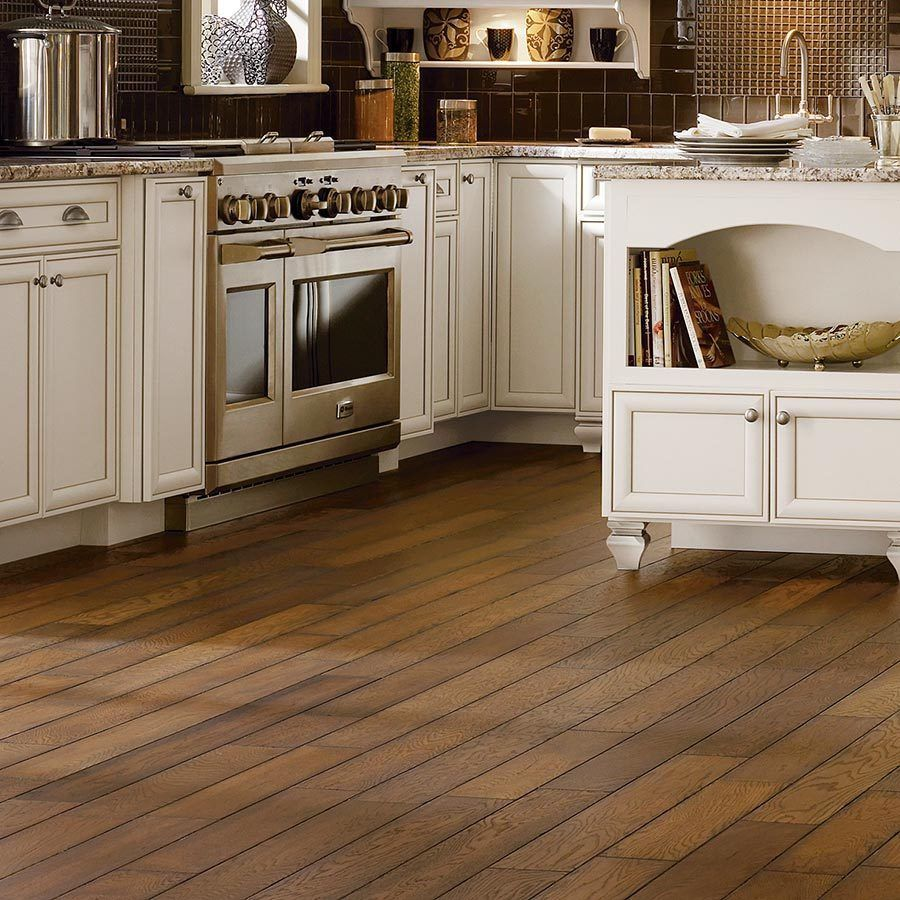 Envi Antique Oak EZ Click Hardwood Flooring (26.05 Sq Ft)