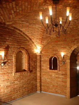 Brick Groined Vault Roof Masonry Contractor Talk Kallare Boden