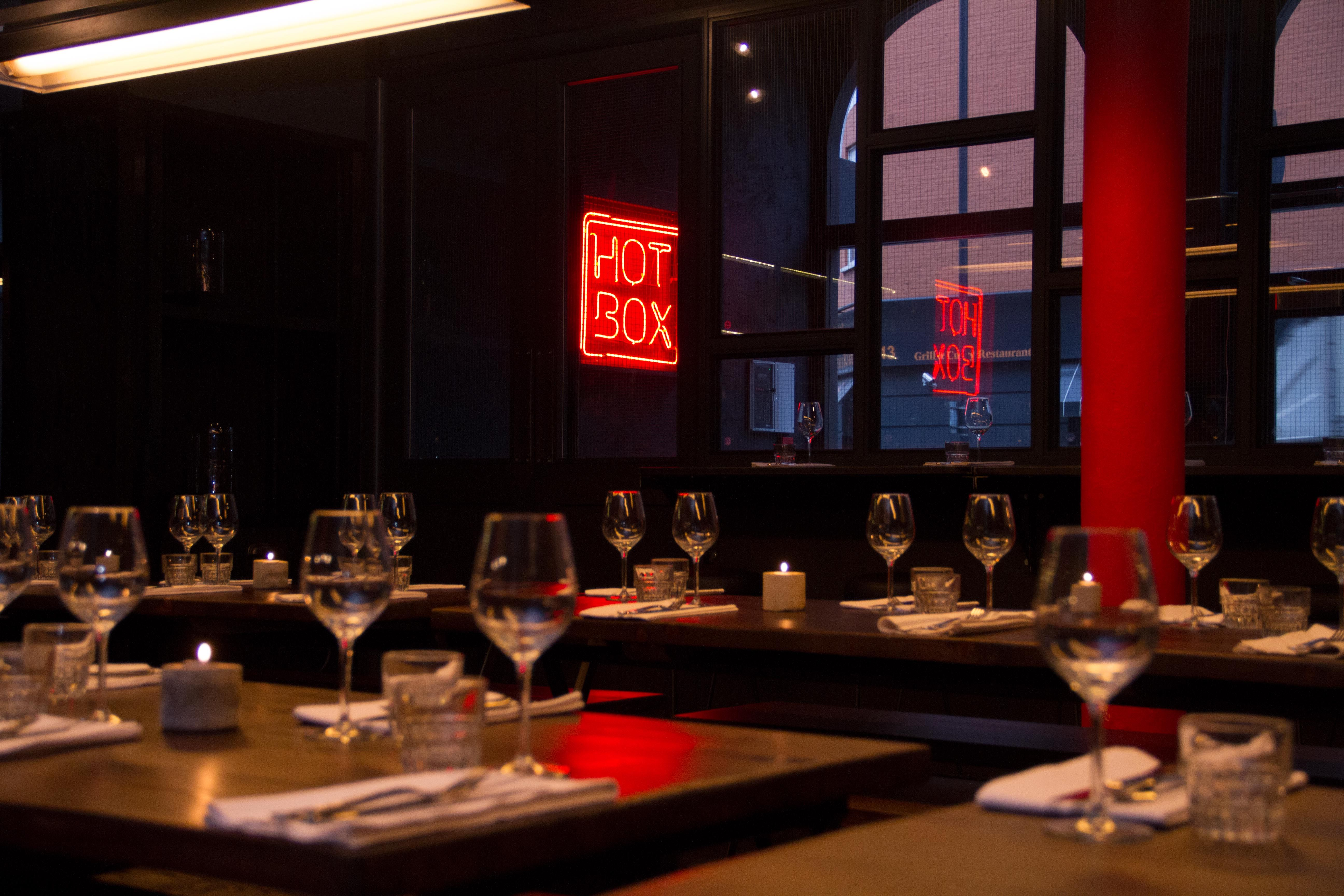 Today's #HildenStyleAwards entry comes from Hotbox London and 46 & mercy. Situated in Central London, this stylish restaurant & bar offers a classy look with a modern feel.  www.hotboxlondon.com See more fantastic entries or enter your own establishment here https://www.hilden.co.uk/style-awards