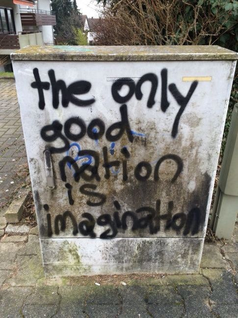 Pinterest: samingram3 ☆ #streetartgraffitiquotes #banksyart Pinterest: samingr...