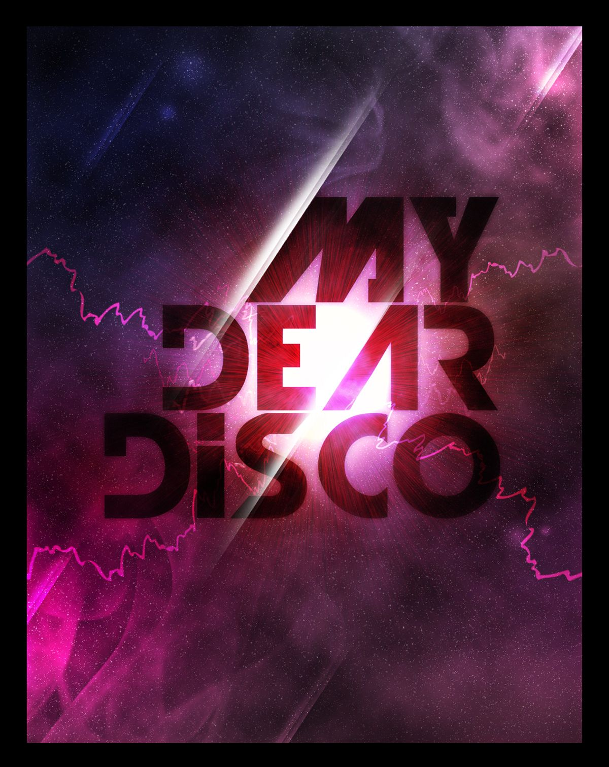 disco music graphic design - Google Search