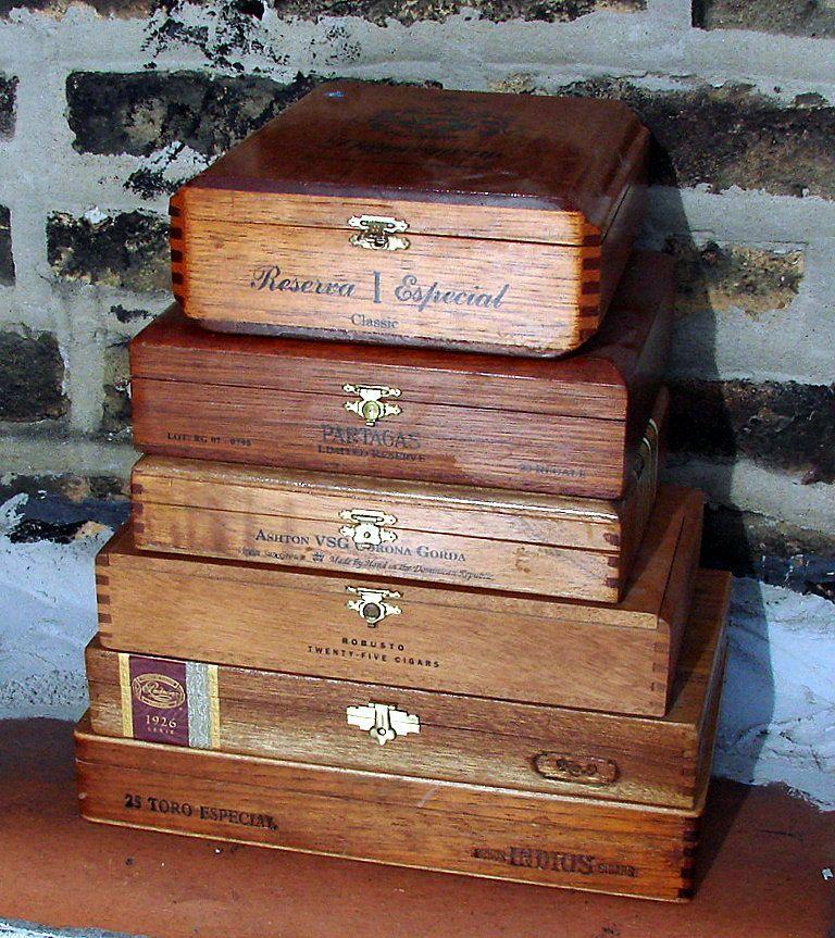 30++ Cigar box clock craft ideas