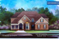 Williamson House Plan