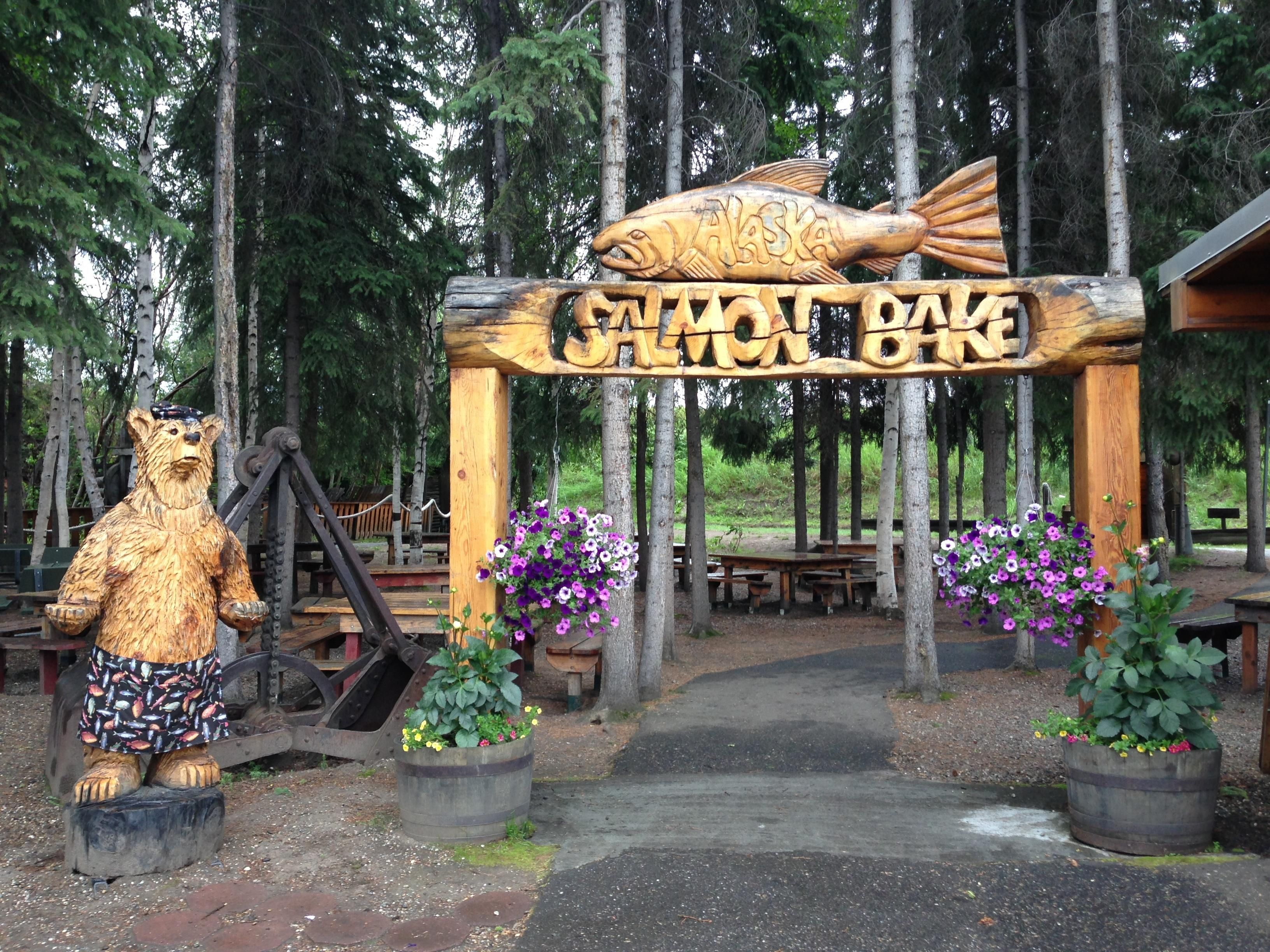 The One Delicious AllYouCanEat Buffet In Alaska That's