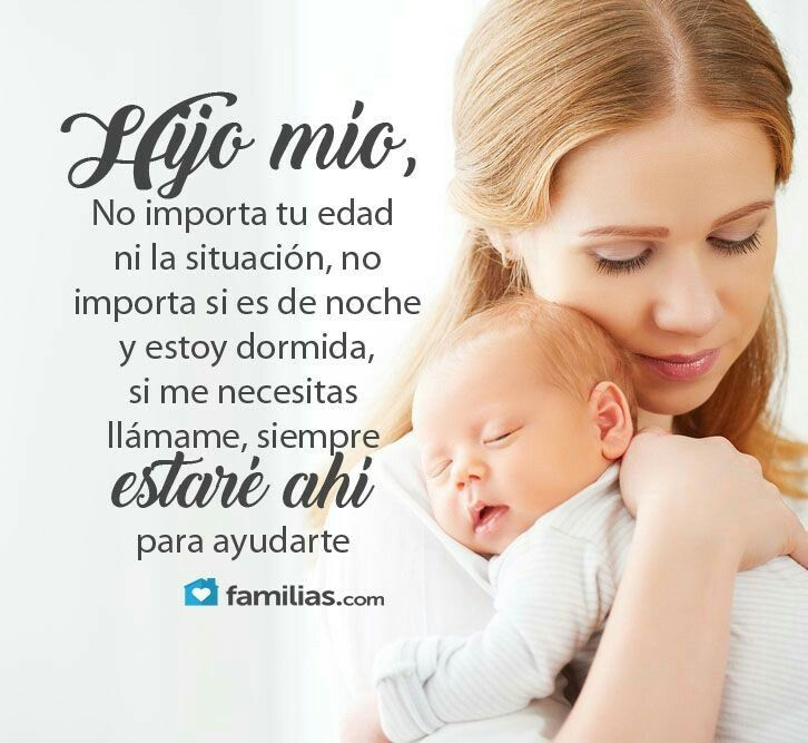 Pin By Rosa Maria On Para Mi Hijo Del Corazon Mother Poems Quotes For Your Son Baby Memes
