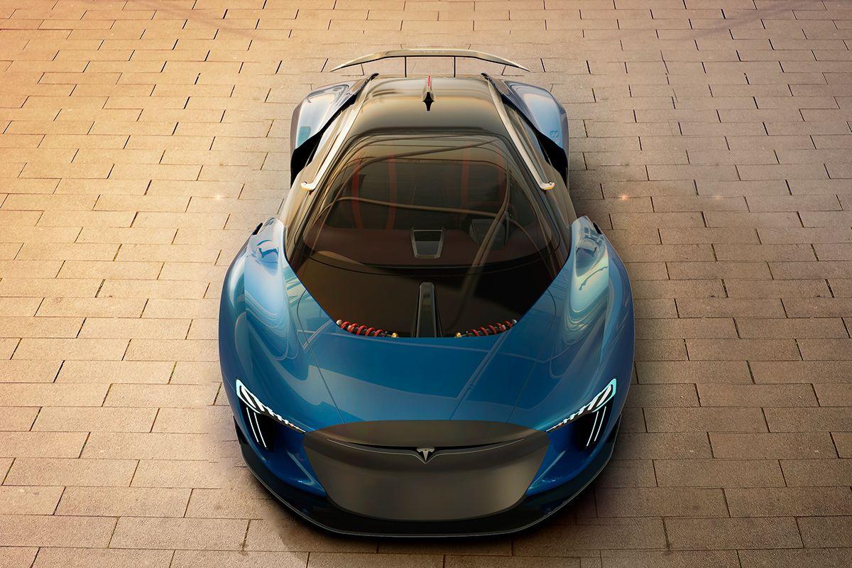 Tesla ModelEXP on Behance Tesla model, Tesla, Super cars
