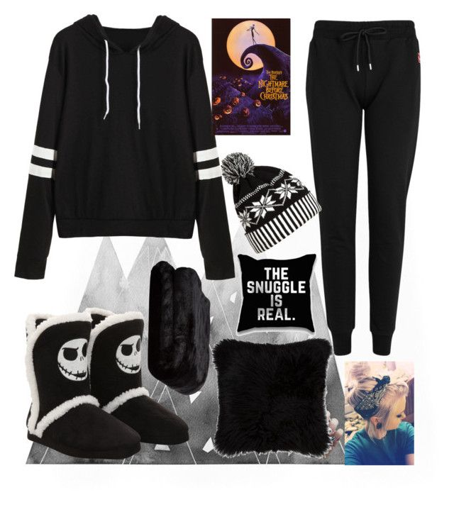 """It's cold outside, so I'm inside."" by motionlesstaetae ❤ liked on Polyvore featuring McQ by Alexander McQueen, Olivier Desforges and WithChic"