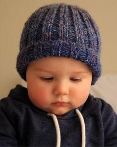 Free Knitting Pattern – Simple Beanie