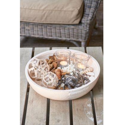 Italian Craquele Plate Living Room Riviera Maison Plates Crockery Decorative Bowls Decorative bowls for living room
