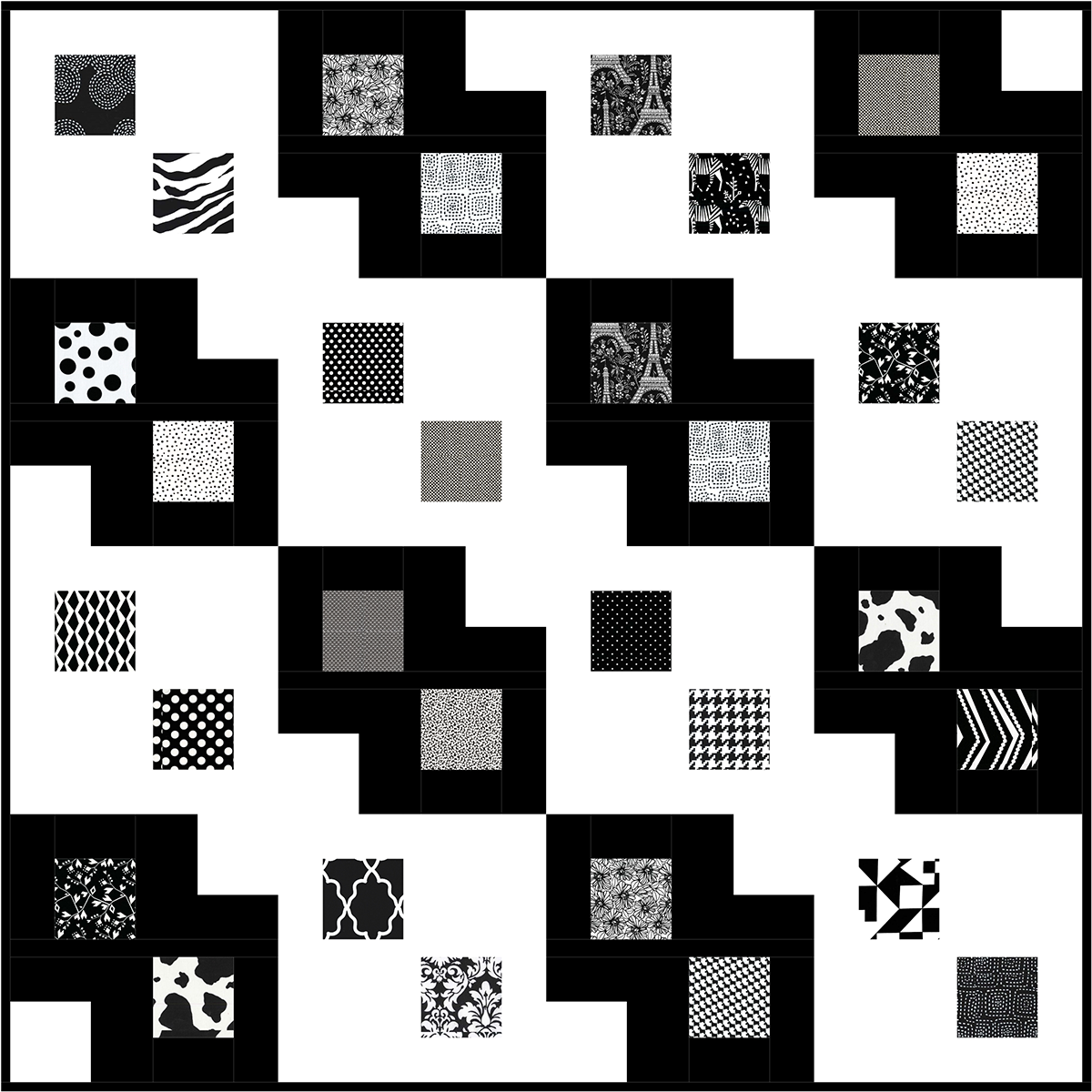 quilt black then along and category chat white img