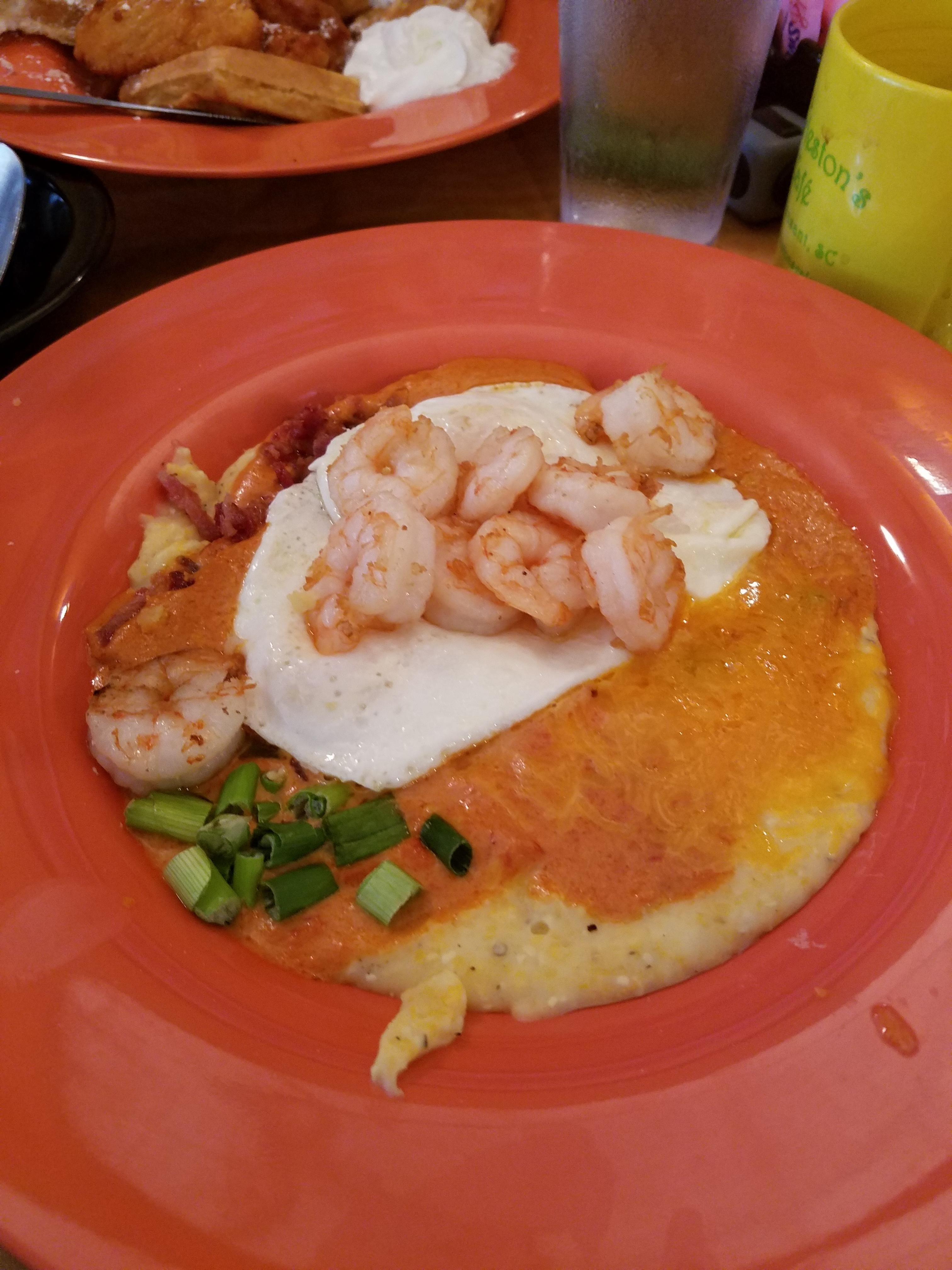 [I Ate] Shrimp and Grits