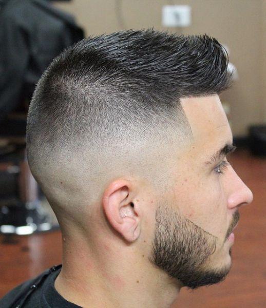 59 Best Faux Hawk Hairstyle Images On Pinterest: Men's Faux Hawk On Pinterest