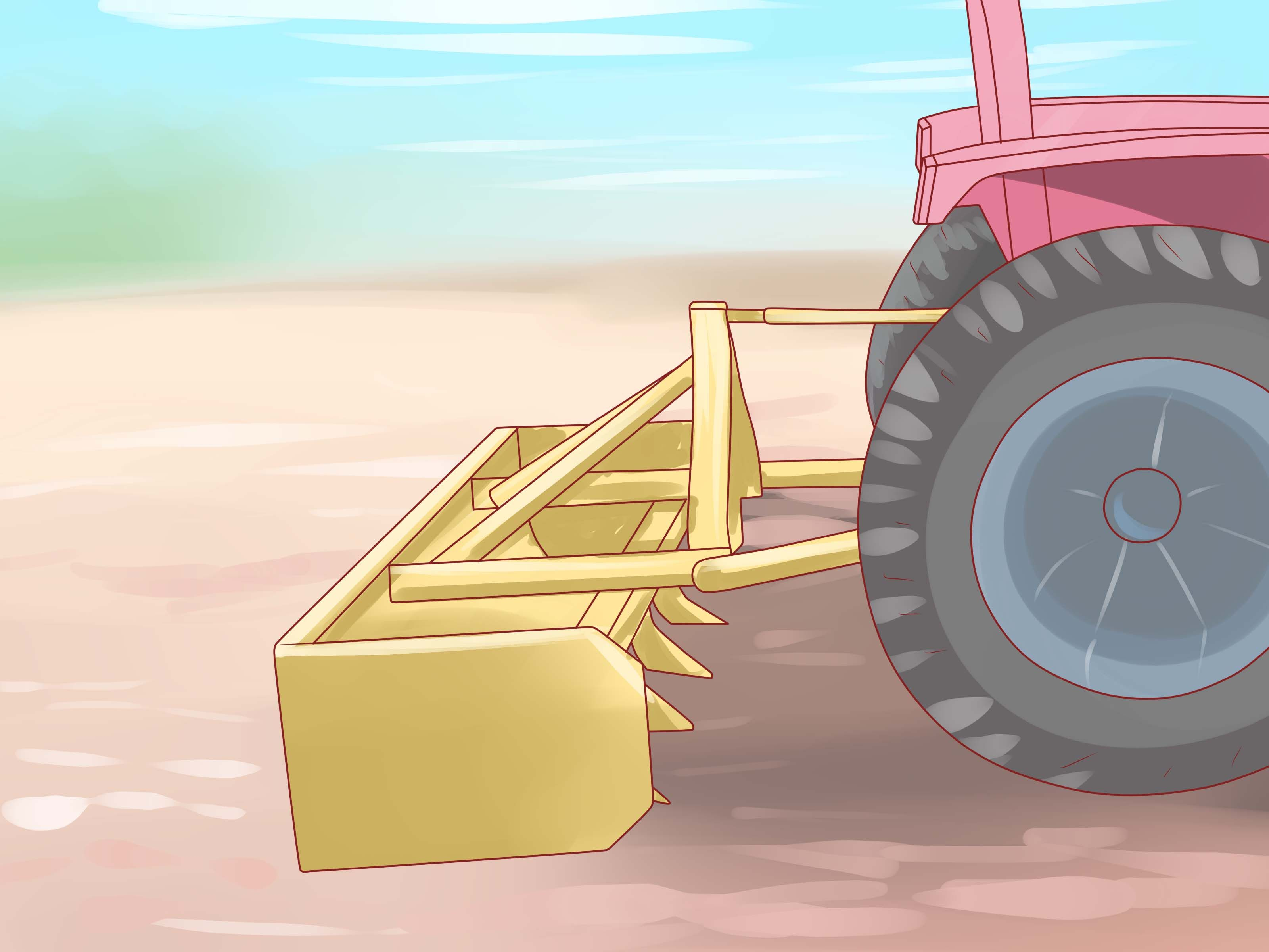 Maintain a Dirt or Gravel Drive or Road Gravel drive
