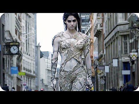 The Mummy Ahmanet Featurette Trailer 2017 Youtube In 2020 Mummy Costume Mummy Movie Halloween Mummy