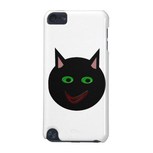 Halloween Black Cat iPod Touch (5th Generation) Case Halloween - halloween decorations black cat