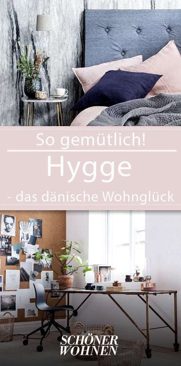 Hygge – dänisches Wohnglück | Pinterest | Wohntrends, Dänisch und ...