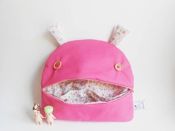 Diaper Bag Zé Ny Glutton Funny Zippered Clutch