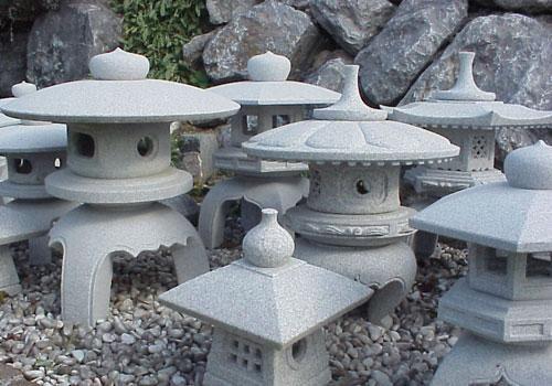 Tuindecoratie Zen Corner