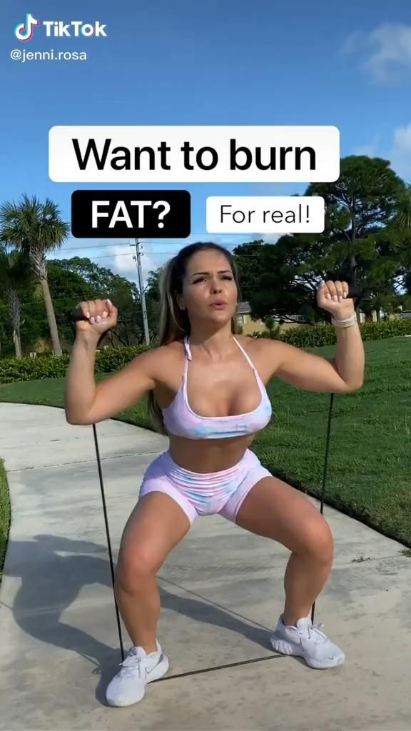 If You Want To Burn Fat Just Follow This Amazing W