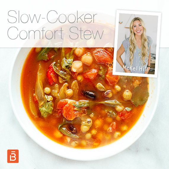 Photo of Slow Cooker Comfort Stew from barre3