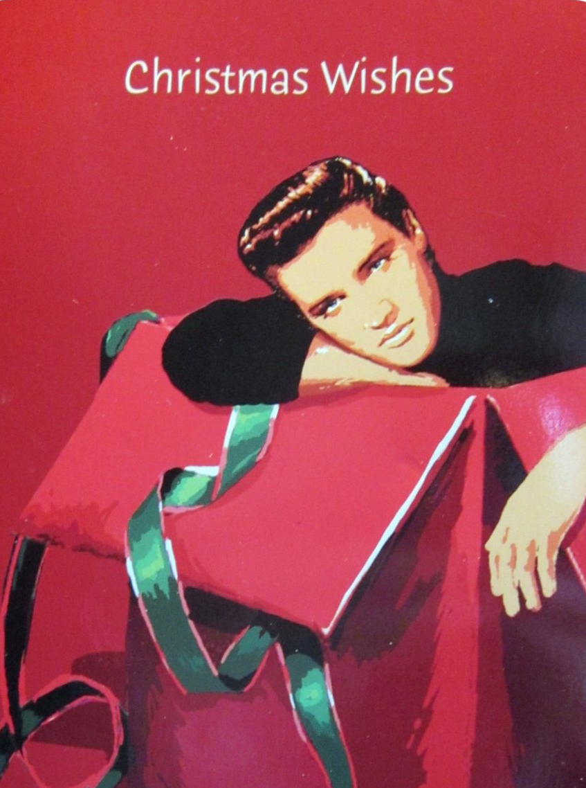 Elvis presley xmas gifts for coworkers