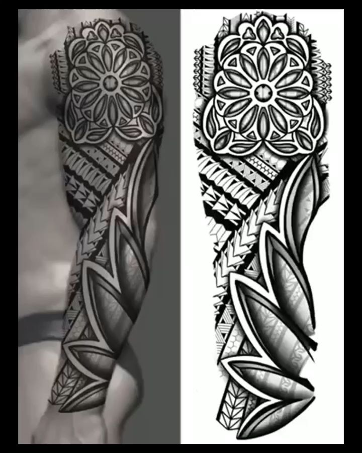 Tattoo flash procreate