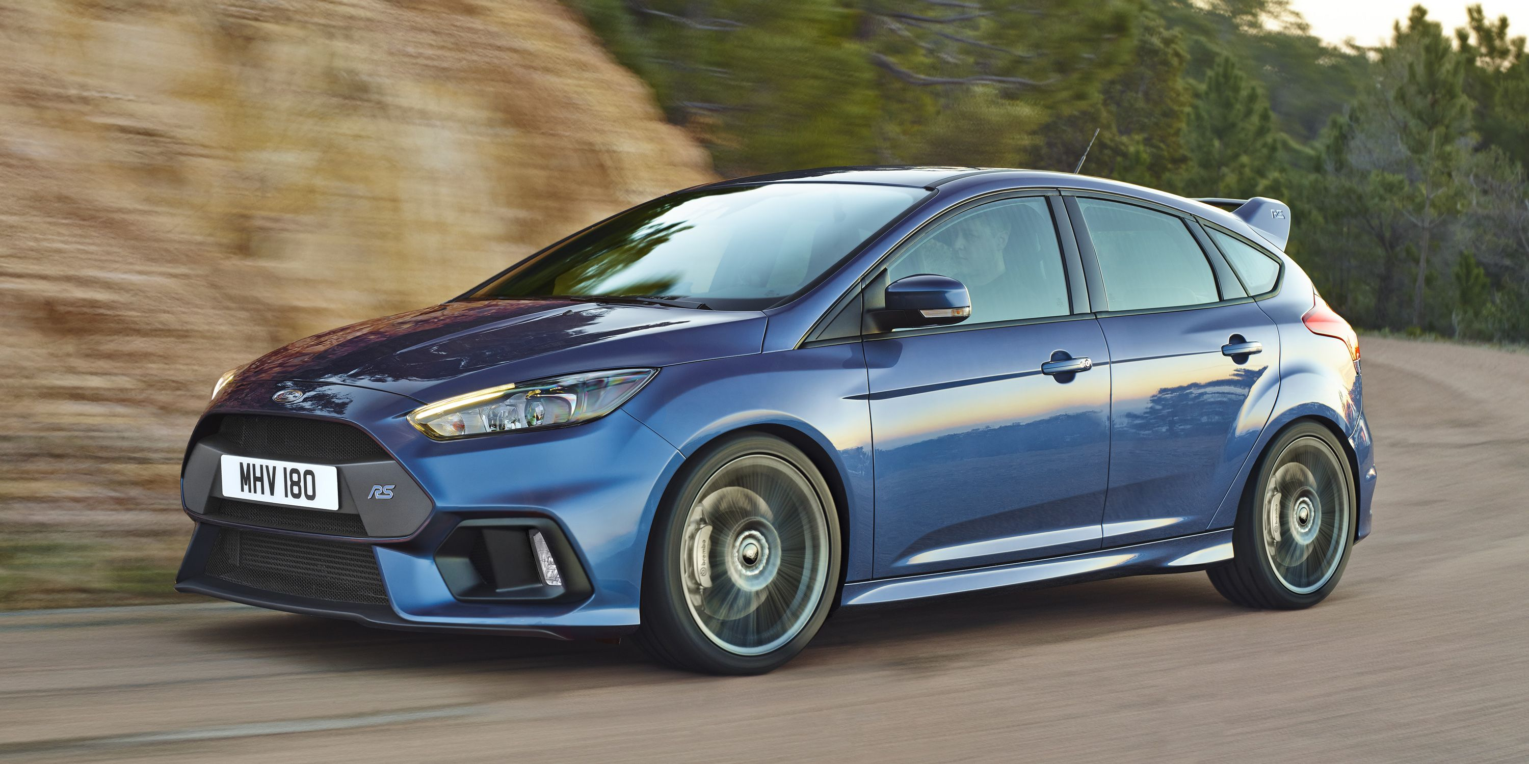 2016 Ford Focus RS s & Video