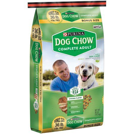 Pets In 2020 Purina Dog Chow Dog Food Recipes Dry Dog Food