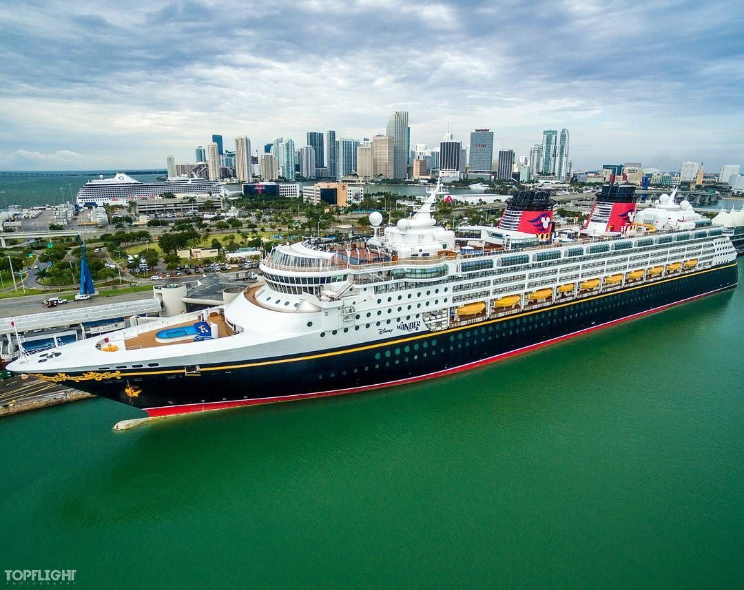 Disney Wonder Is A Cruise Ship Operated By Disney Cruise Line - Track disney cruise ship