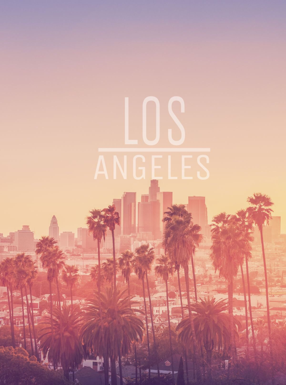 Los angeles wallpaper Los Angeles! Pinterest Los