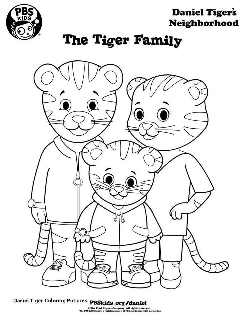 Daniel Tiger Coloring Pages Ideas For Kids Free Coloring Sheets Daniel Tiger S Neighborhood Daniel Tiger Family Coloring Pages