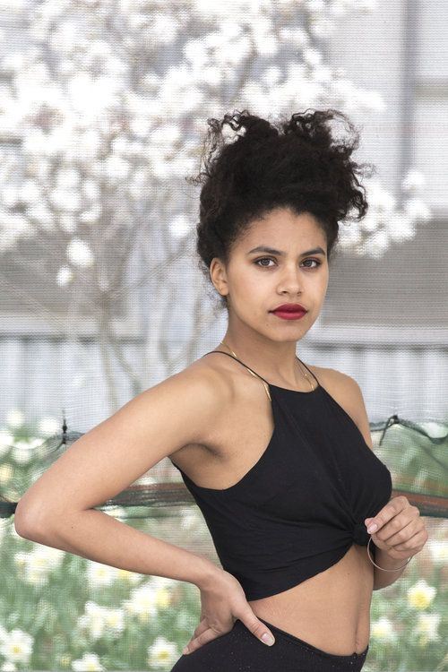 Image Result For Zazie Beetz Fairly Hairly Pinterest