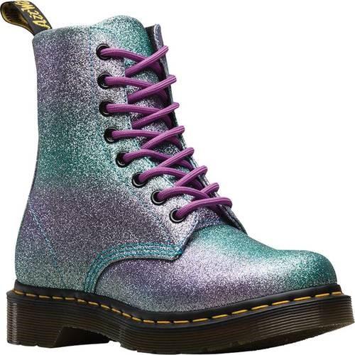 doc martens glitter boots womens