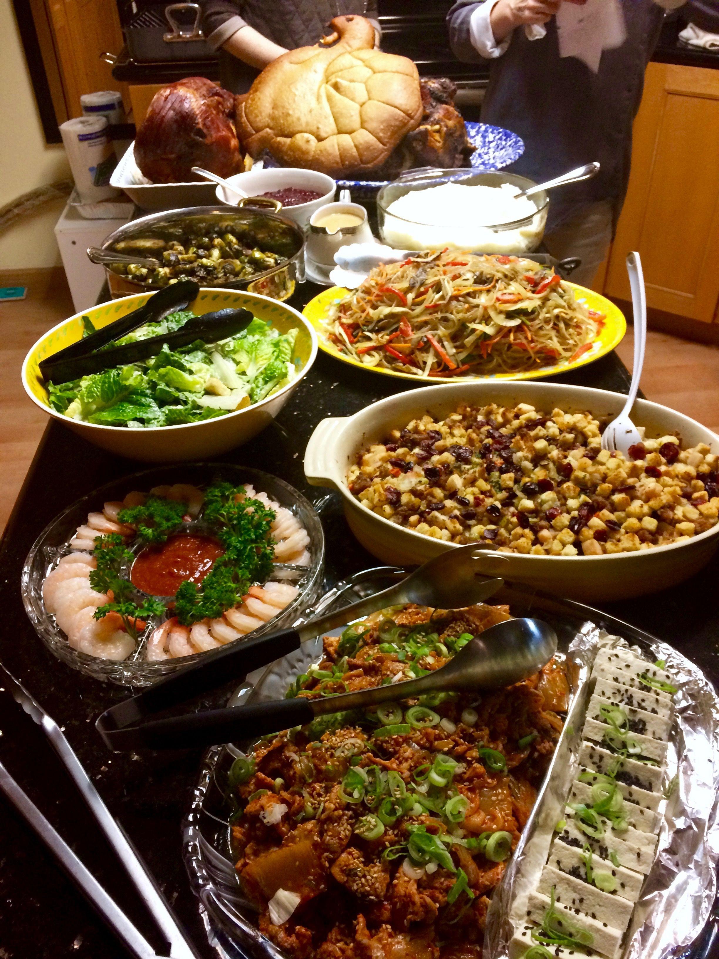 16 Korean Recipes For Thanksgiving Dinner Thanksgiving Food Sides Thanksgiving Recipes Thanksgiving Dinner Recipes