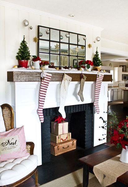 50 Christmas Stockings Decorating Ideas Shelterness Christmas