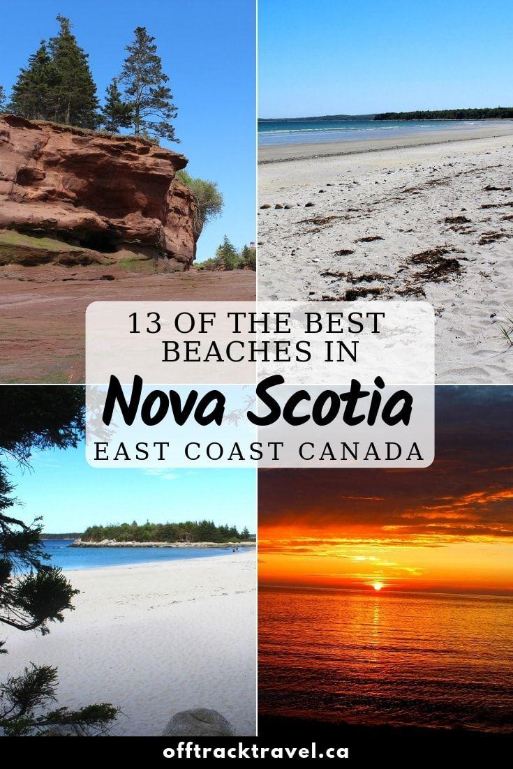 13 Of The Best Beaches In Nova Scotia Canada Nova Scotia Travel