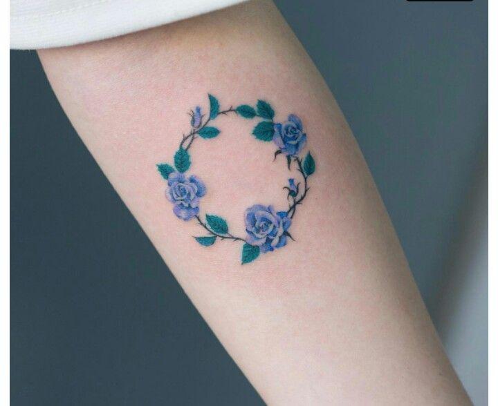 26+ Couronne de fleur tatouage trends