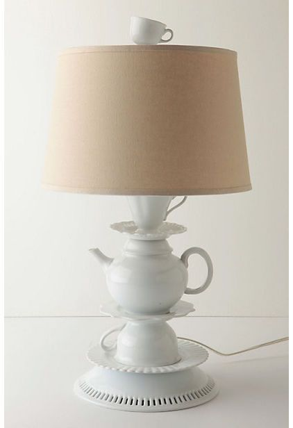 This is ADORABLE! Google Image Result for http://st.houzz.com/fimages/464448_2013-w422-h616-b0-p0--eclectic-table-lamps.jpg