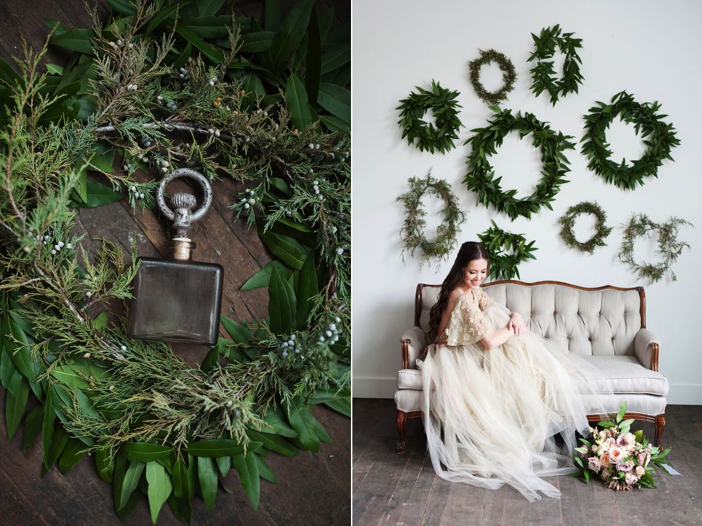 Of Wreaths Wall Of Wreaths Wreath Wall Greenery Wedding Backdrop Greenery