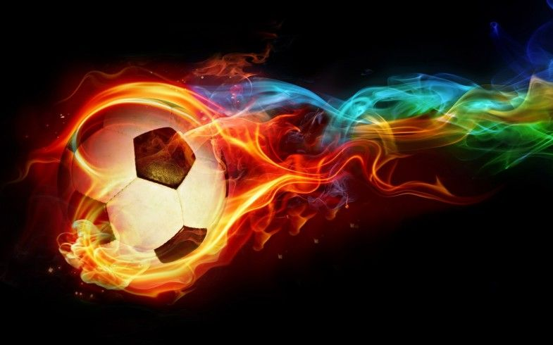 Soccer Ball Background Wallpaper Hd Soccer Ball Soccer Soccer Pictures