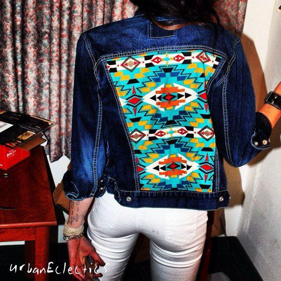 Levi's Tribal Denim Jacket