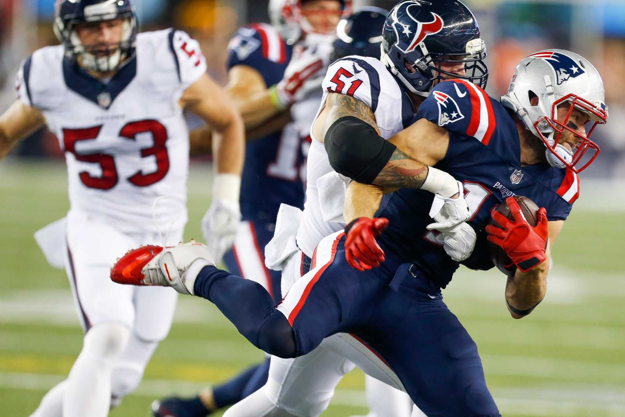 Patriots Take Hapless Texans To Woodshed Once Again Texans Game New England Patriots Texans