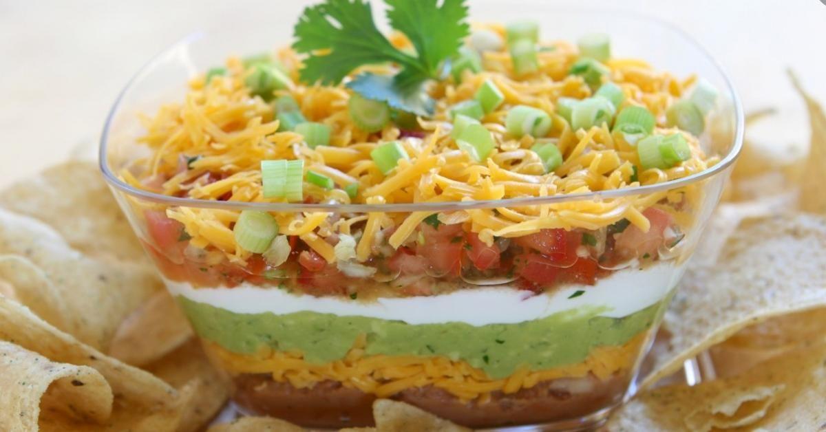 Offrez la trempette mexicaine cette année à vos amis...une recette à découvrir