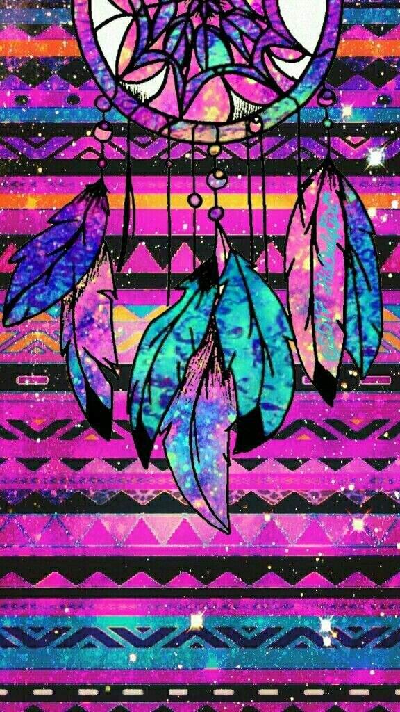 Aztec Dreamcatcher Galaxy IPhone Android Wallpaper Created For The App CocoPPa