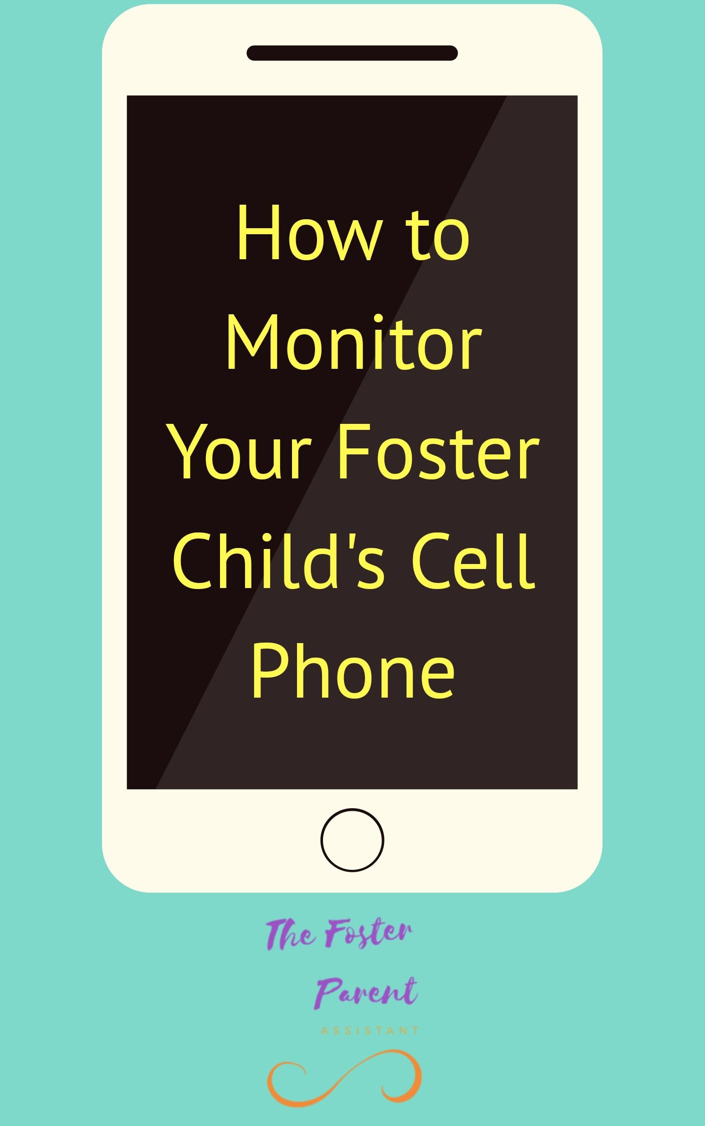 Is Your Foster Teens Cell Phone Usage A Danger