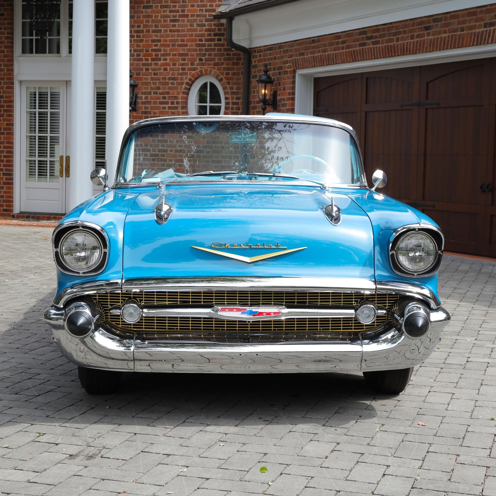 1957 Chevrolet Bel Air Convertible Chevrolet Bel Air 1957 Chevrolet Chevrolet