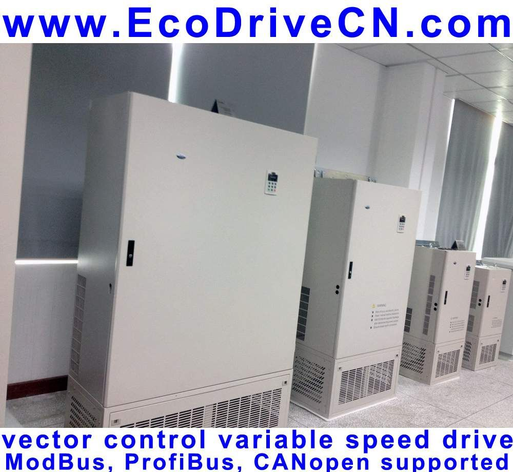 industrial vector control variable speed drives (AC inverter