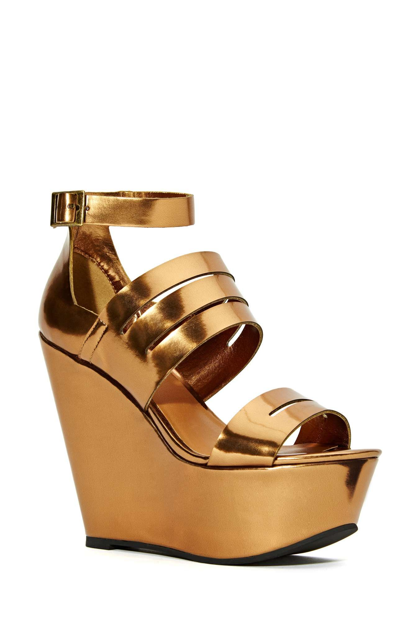 Shoe Cult Halcyon Wedge at Nasty Gal